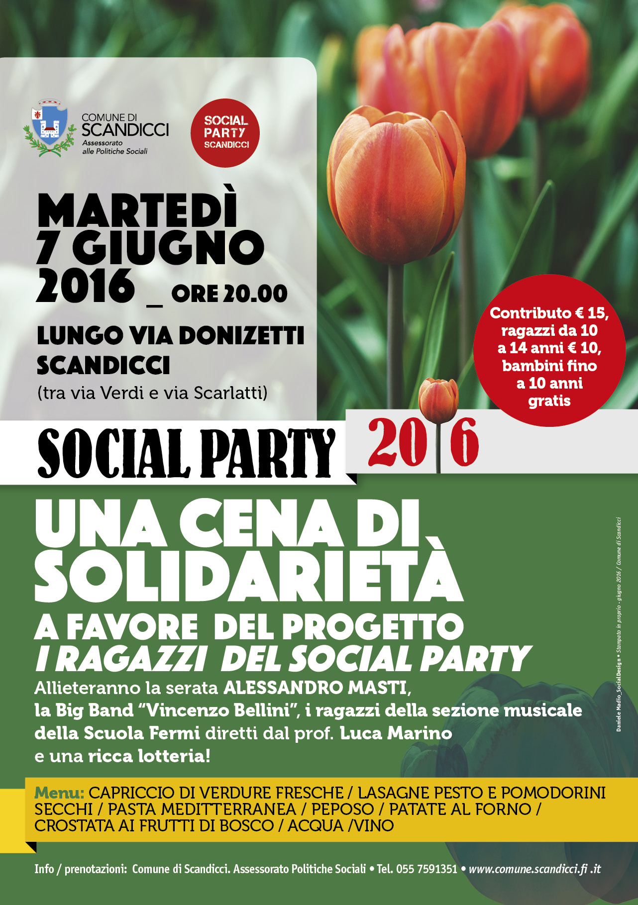 SOCIAL PARTY 2016